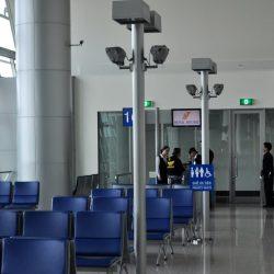 Tan Son Nhat International Airport, Ho Chi Minh City (SGN), Vietnam.